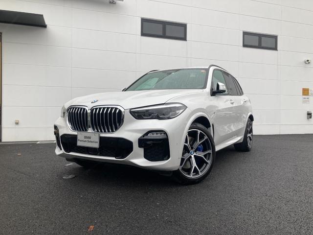 BMW xDrive 35d Mスポーツ 黒レザー エアサス サンルーフ 21AW