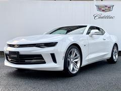 シボレー カマロLT RS 正規D車 新車未登録 アップルカープレイ対応