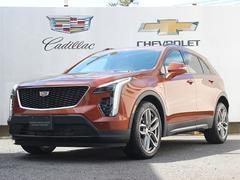 キャデラックXT4スポーツ クラウドストリーミングナビ・20インチアルミホイール・2021年新型モデル