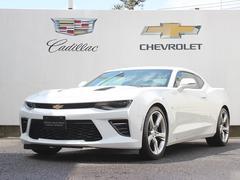 シボレーカマロSS 正規ディーラー車 アップルカープレイ・アンドロイドオート対応 サンルーフ シートヒーター・ベンチレーション