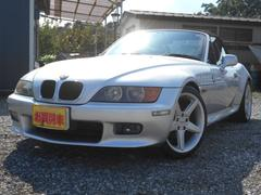 BMW Z3ロードスター2.2i 社外アルミ ドラレコ ETC