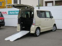 N BOX+G・Lパッケージ 車椅子仕様車 ナビ レンタUP車