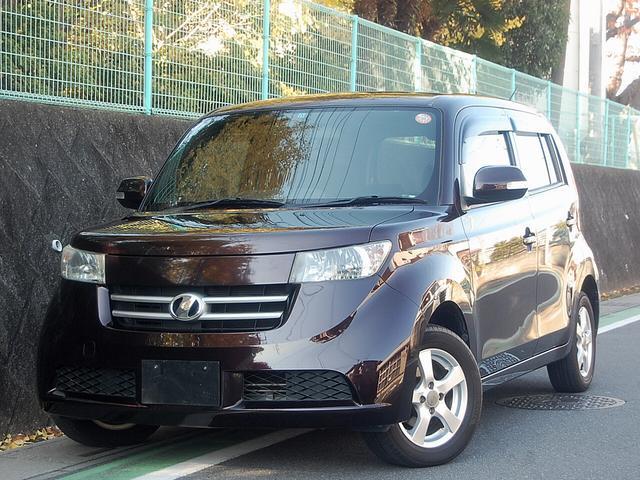 トヨタ S ガーネットエディションII 保証書 純正ナビ 社外AW