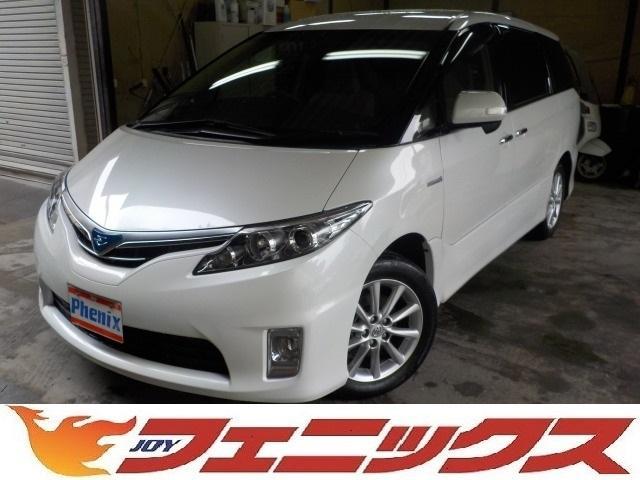 トヨタ X電動スライドドアHIDスマートキークルコン専用4WD