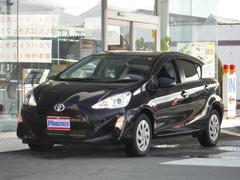 アクア S キーレスキーECO・EVモード車両接近通報装置(トヨタ)