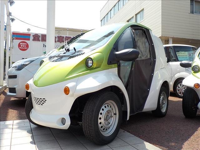 トヨタ コムスBcomデリバリー家庭用コンセント充電OK