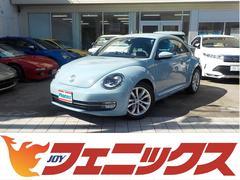 VW ザ・ビートル専用HDDナビ地デジ黒本革HIDシートヒーター専用インテリア