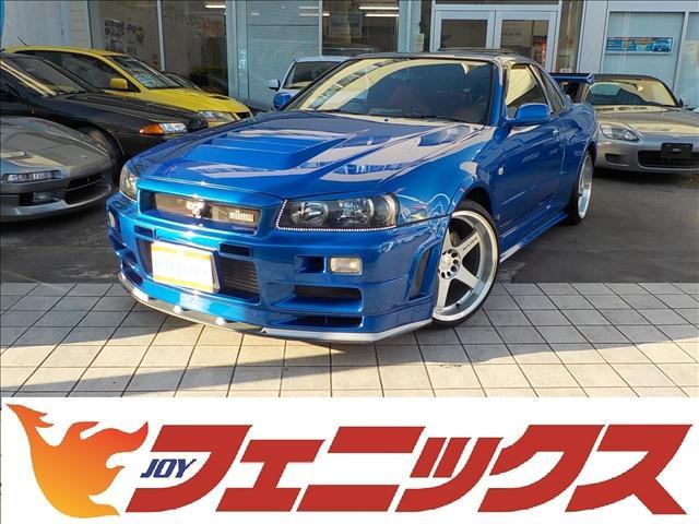 GT-R VスペックII希少プロトタイプ村山工場製1オーナー(1枚目)