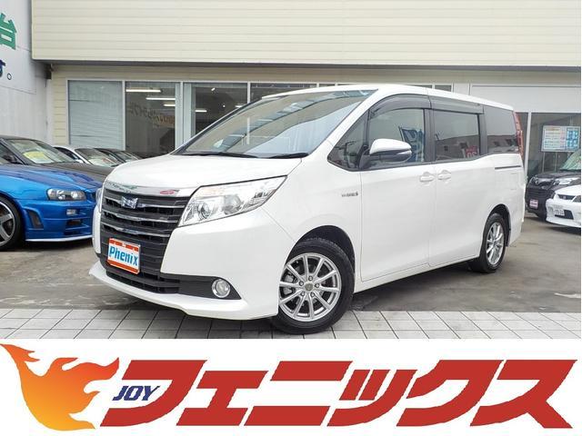 トヨタ Xディライト+専用9インチナビ後席モニター両側自動ドアLED