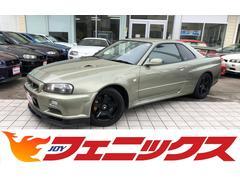 スカイライン GT-R VスペックIIニュル希少車LMGT4スポーツマフラ(日産)
