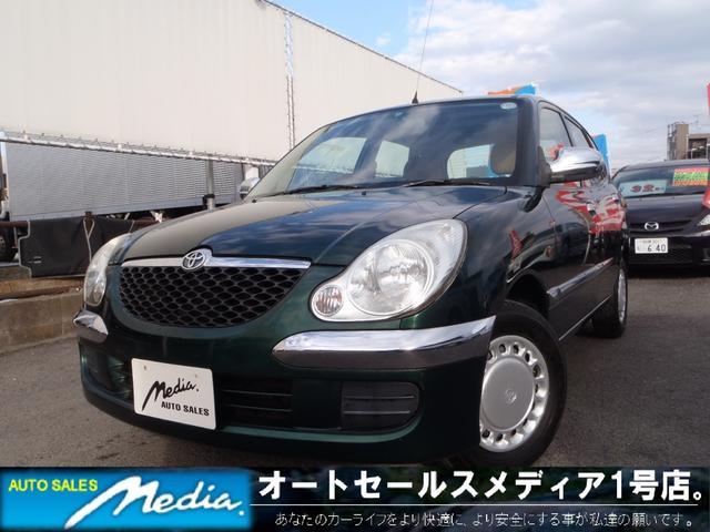 トヨタ X CDハーフレザーシート ウッドコンビハンドル