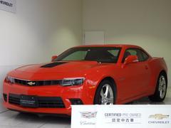 シボレー カマロ正規ディーラー車 V8エンジン 社外ナビ地デジ