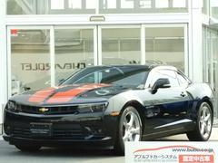 シボレー カマロSS RS V8エンジン ブレンボブレーキ HID