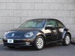 VW ザ・ビートルデザイン ベージュインテリア 地デジナビ キセノンライト