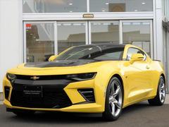 シボレー カマロSS 2018年モデル ワンオーナー ディーラー車