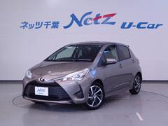 ヴィッツU スポーティパッケージ 前歴当社社用車 純正SDナビ