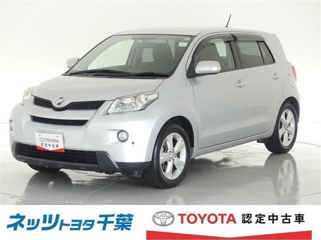 トヨタ イスト 150G HDDナビ タイヤ4本新品
