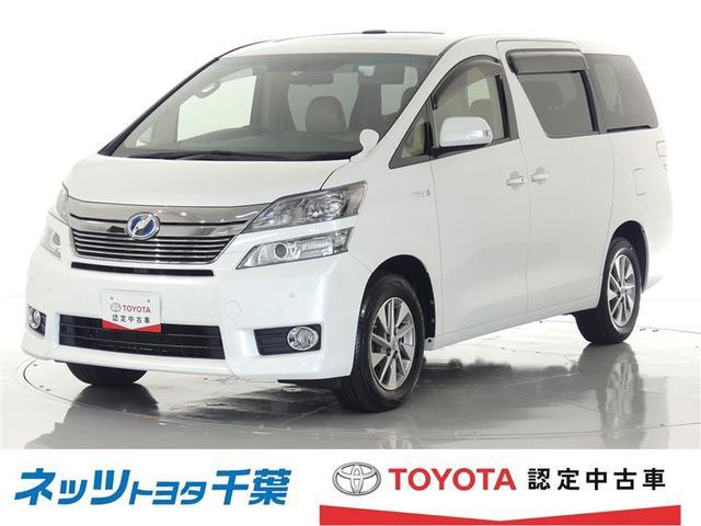 トヨタ X HDDナビ フルセグTV バックモニター ETC 後席モニター