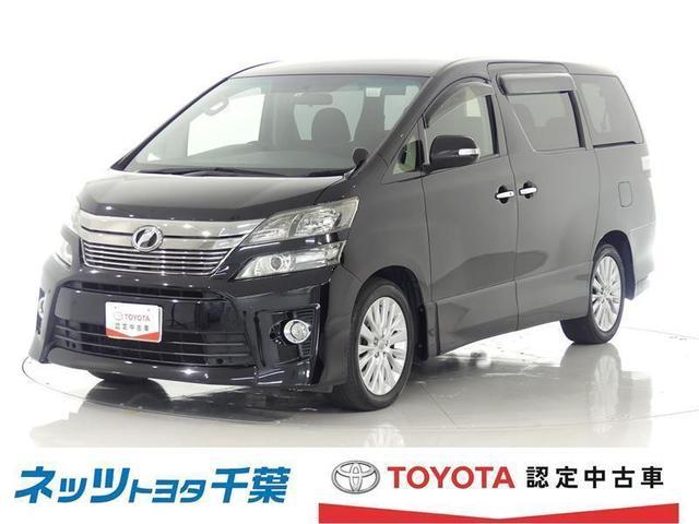 トヨタ 2.4Z HDDナビ フルセグTV バックモニター ETC タイヤ4本新品