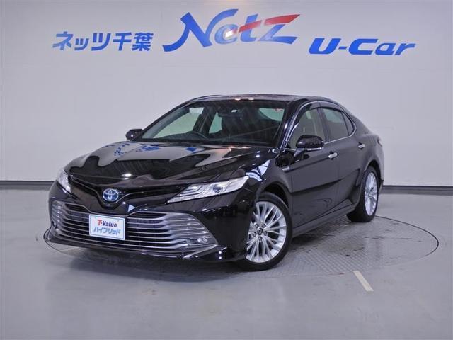 トヨタ HV Gレザーパッケージ SDナビ フルセグ ETC 1オナ