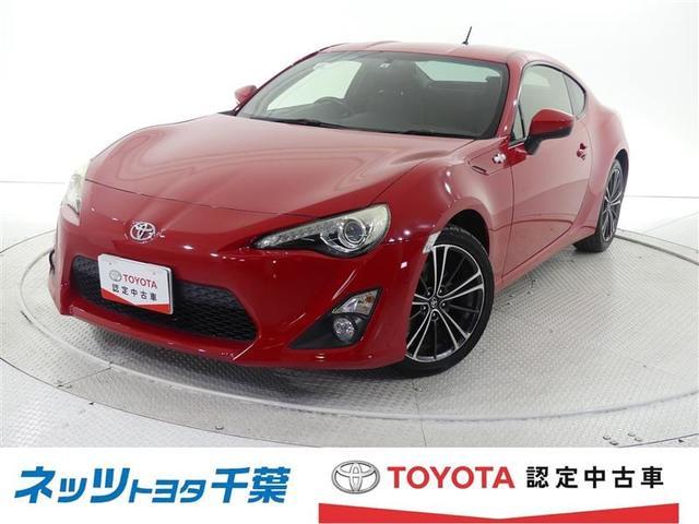 トヨタ GT トヨタ認定中古車 1年間走行無制限保証 社外マフラー