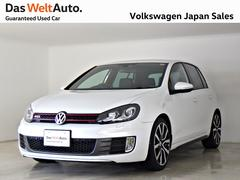 VW ゴルフGTI アディダス 特別仕様車 社外ナビ ETC 認定中古車