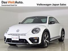 VW ザ・ビートル2.0Rライン 純正ナビ ETCワンオーナー特選認定中古車