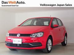 VW ポロプレミアムエディションナビパッケージ社用車使用 認定中古車