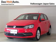 VW ポロプレミアムエディションナビパッケージ 社用車使用 認定中古車