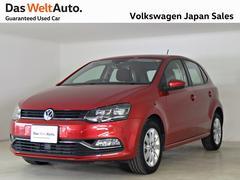 VW ポロコンフォートラインアップグレードLED純正ナビACC認定中古