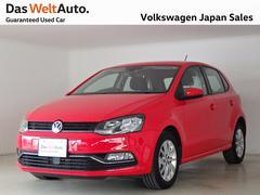 VW ポロコンフォートラインアップグレードパック純正ナビACC RC
