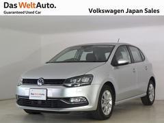 VW ポロTSIコンフォートラインアップグレードパック1オーナ認定中古