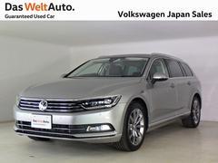 VW パサートヴァリアントTSIハイラインテクノロジーPKG デモカーUP禁煙認定中古