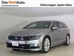 VW パサートヴァリアント2.0TSI Rライン デモカーUP 禁煙DPRO 認定中古