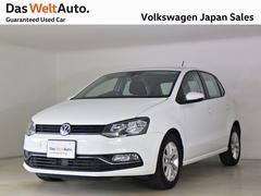 VW ポロTSIコンフォートライン 社有車 禁煙ナビBカメラ認定中古車