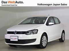 VW ポロTSIコンフォートライン 1オーナ禁煙ナビBカメラ認定中古車