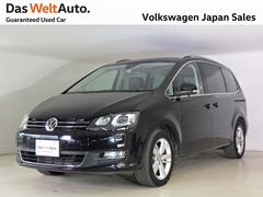 VW シャランTSI ハイライン 1オーナ 禁煙 ナビ17AW正規認定中古