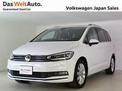 VW ゴルフトゥーランTSI ハイライン デモUP禁煙DPROナビBカメラ認定中古