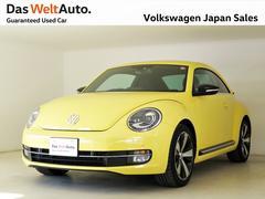 VW ザ・ビートルターボ 1オーナ 禁煙 ナビDTV 18AW 認定中古車