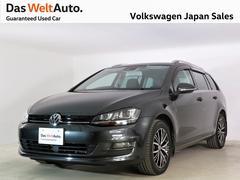 VW ゴルフヴァリアントオールスター NAVI Bカメラ 特別色限定車 DWA認定車