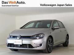 VW ゴルフGTEベースグレード NABI Bカメラ 禁煙インポーター所有車