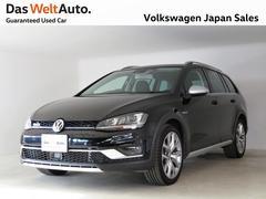 VW ゴルフオールトラックTSI 4モーション アップグレードパッケージ DWA認定