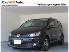 VW ゴルフトゥーランTSI ハイライン NAVI BC ワンオーナー DWA認定