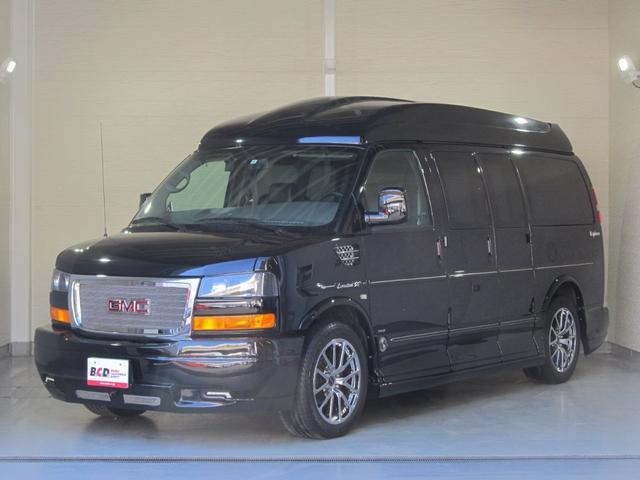 GMC 最終モデル AWD 当社輸入新車並行車 ワンオーナー