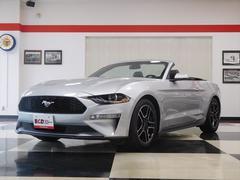 フォード マスタングコンバーチブル エコブースト プレミアム BCD自社輸入