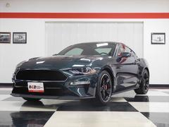フォード マスタングブリット 新車 自社輸入車 3年間6万キロ保証
