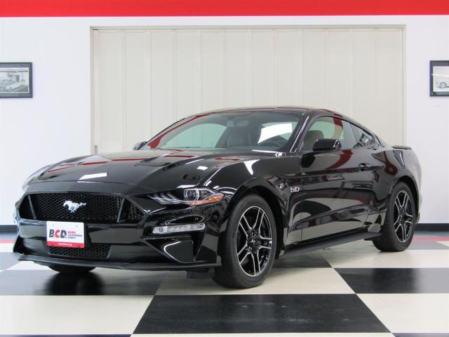フォード マスタング GTプレミアム BCD自社輸入車 400A LEDヘッドライト テールレンズ レザーシート シートヒーター ベンチレーター 10速オートマチック