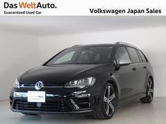 VW ゴルフRヴァリアント2.0ターボ 4WD ナビ ETC レーンキープ ACC