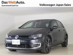 VW ゴルフGTEPHV ディスカバープロ ワンオーナーDWA認定中古車