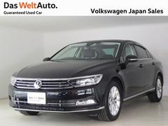 VW パサートTSIエレガンスライン 純正ナビ・ACC・LEDライト装備